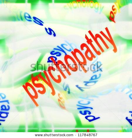 psycchopathy